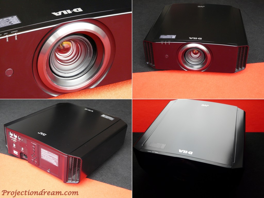 Jvc Dla X500 Review Of The Projector Projectiondream Com